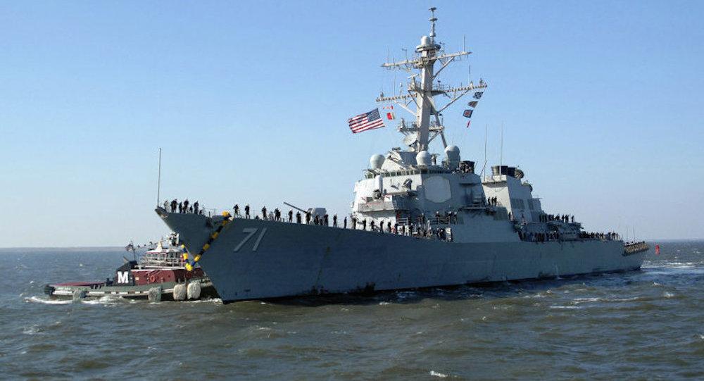 羅斯」號驅逐艦