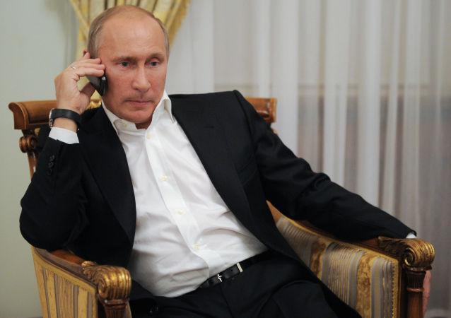 專家:普京工作獲認可程度創新高與俄在敘利亞成功行動有關