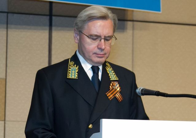 俄羅斯駐韓國大使亞歷山大•季莫寧