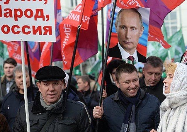 民調:俄羅斯人的福利最近25年內已增長數倍