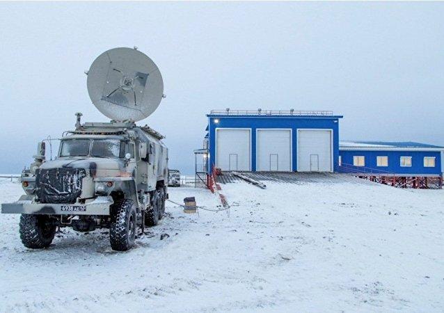 俄防长:俄今年将完成北极岛屿上的军事设施工程