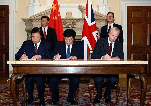 中石油與英國石油簽署框架性戰略合作協議
