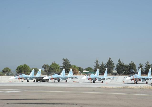 苏-30SM战机,赫梅米姆空军基地