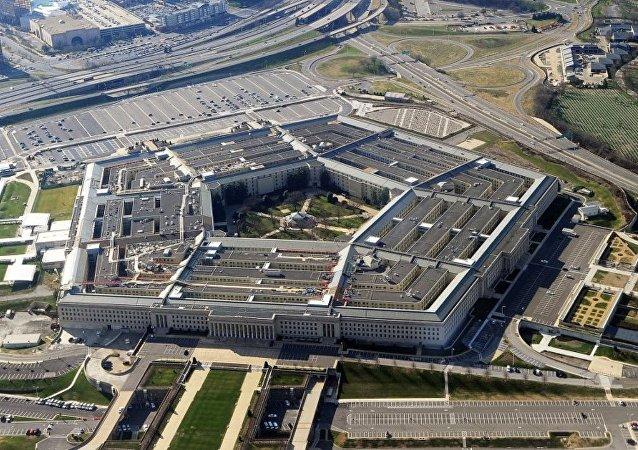 美国防部总部