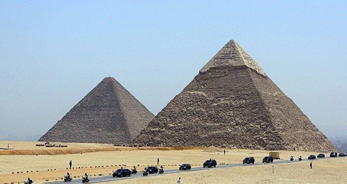 科學家揭示了建造埃及金字塔的秘密
