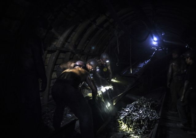 36名礦工在內蒙古被困在發生瓦斯爆炸的井下