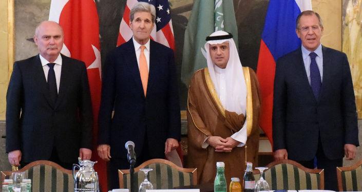 敘利亞問題會談23日在維也納舉行