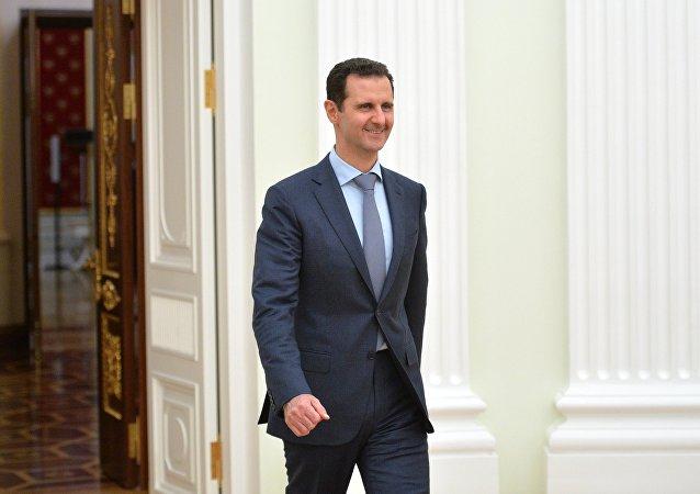 俄杜马议员:阿萨德建议俄罗斯公司与叙利亚开展合作