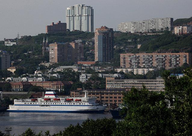 俄符拉迪沃斯托克与朝鲜罗先将开通定期渡轮