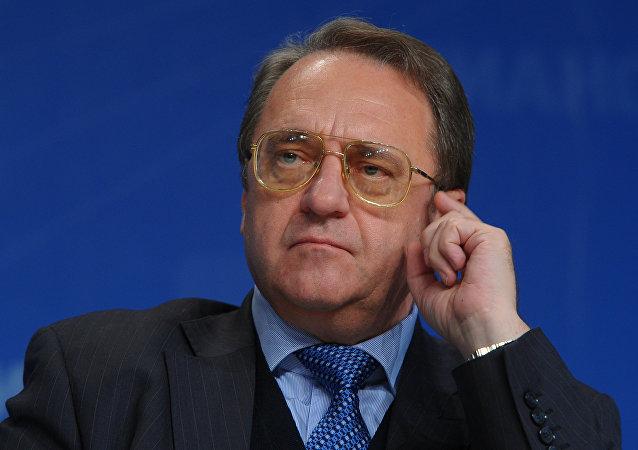 俄外交部稱正在與巴以協商內塔尼亞胡和阿巴斯會面細節
