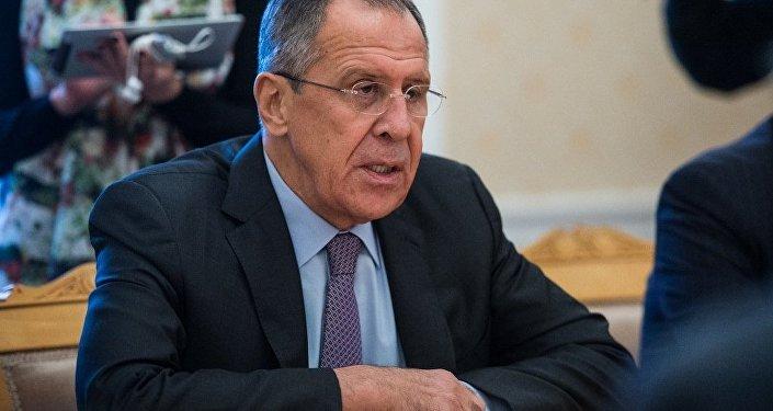 拉夫羅夫:俄羅斯對在維也納進行的敘利亞問題會談代表性感到滿意