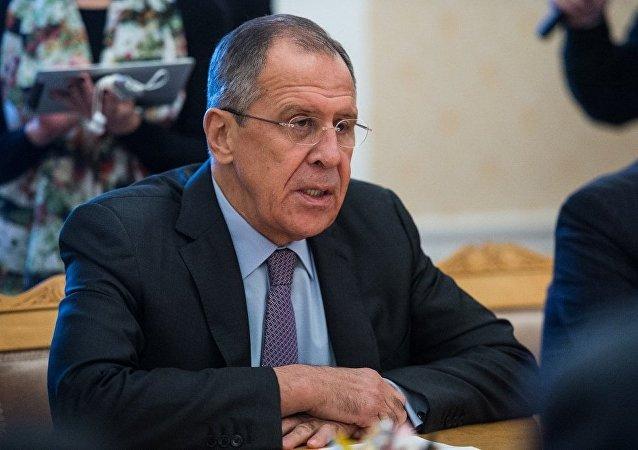 拉夫罗夫:俄罗斯对在维也纳进行的叙利亚问题会谈代表性感到满意
