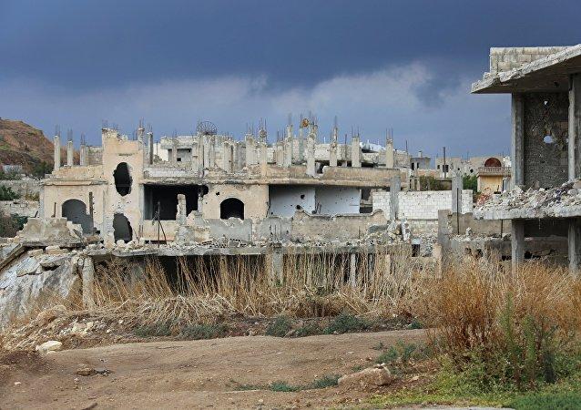 紅十字會國際委員會未證實媒體關於俄戰機似乎空襲敘利亞醫院的報道