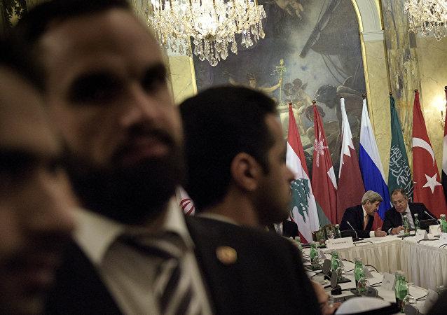 中國專家:維也納會議應制定進程時間表 推進敘反對派與政府和談