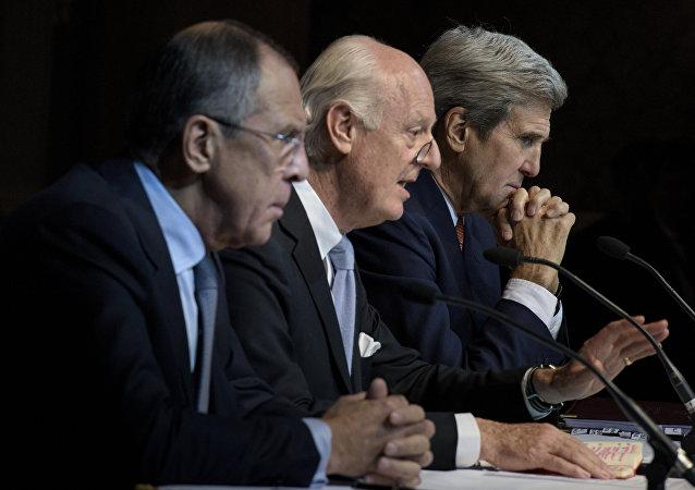 俄外交部:維也納會談將解決敘利亞問題進程推向新高度