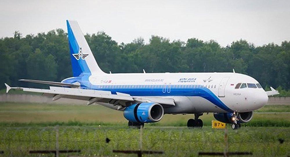 从沙姆沙伊赫飞往圣彼得堡的飞机在拉纳卡地区从雷达上消失