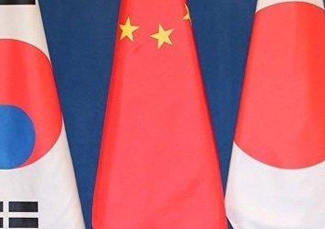 中日韓三國領導人5月9日將在東京舉行會晤