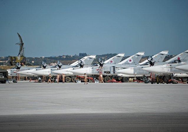 俄議長:俄空軍在敘行動可以促進日內瓦談判成功進行
