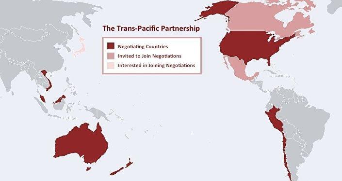 跨太平洋夥伴關係協定(TPP)