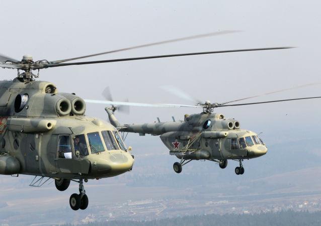 俄直升机公司已完成向印度提供150多架米-17B-5合同