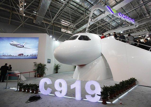 首次發射貨運飛船並試飛C919再次彰顯中國空天力量