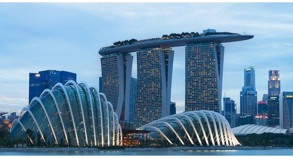 濱海灣 ,新加坡
