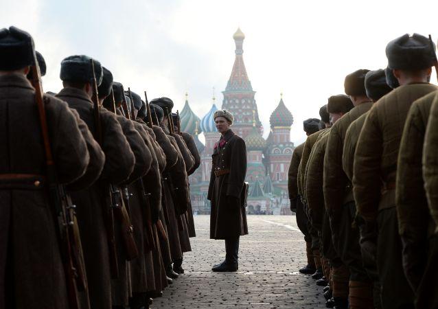 俄中二战纪录片12月将在俄罗斯上映
