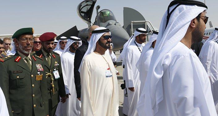 迪拜航展2015