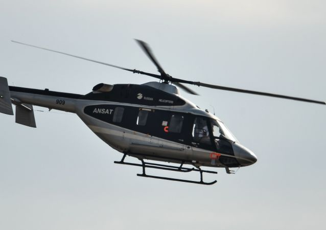 安萨特直升机