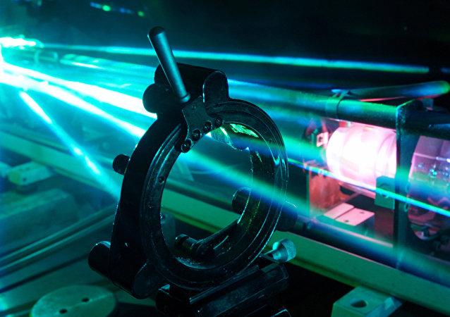 俄中科學家將在喀山討論激光物理學領域的合作問題