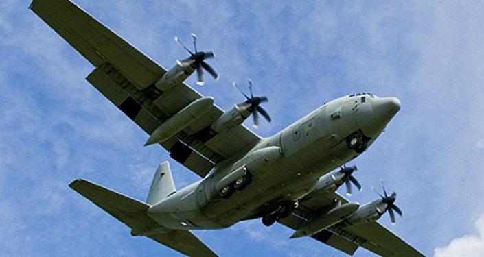 OC-135B偵察機