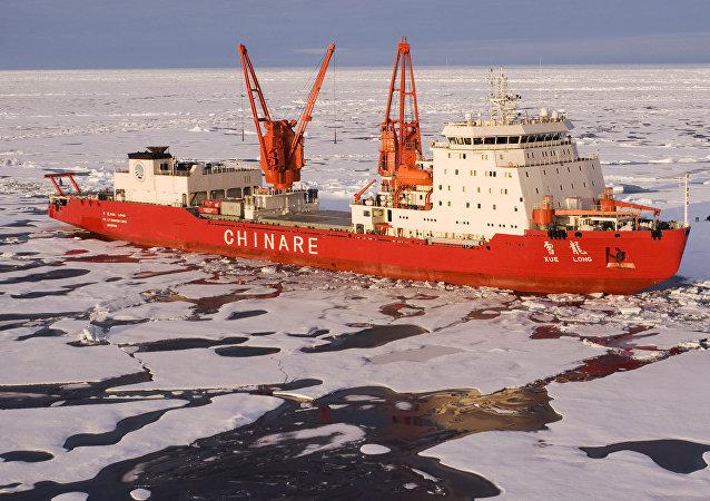中澳擴大南極科考合作