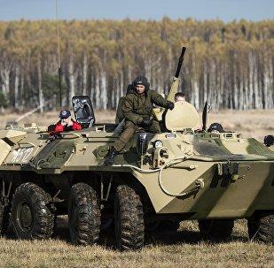 BTR-80步兵戰車