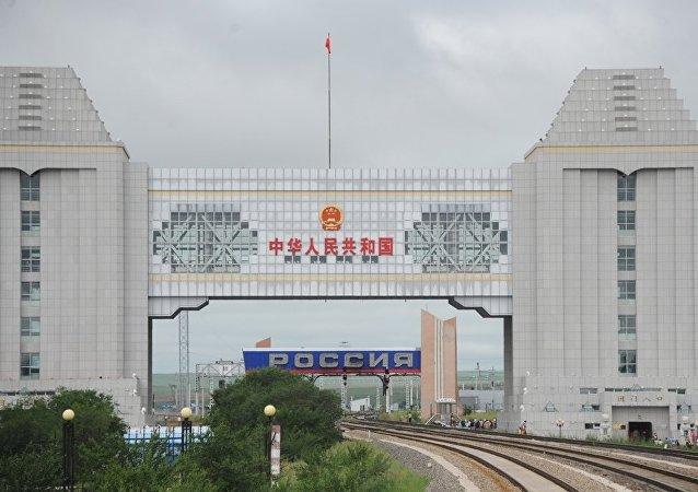 绥芬河市将建设大型俄罗斯商品8000元免税超市