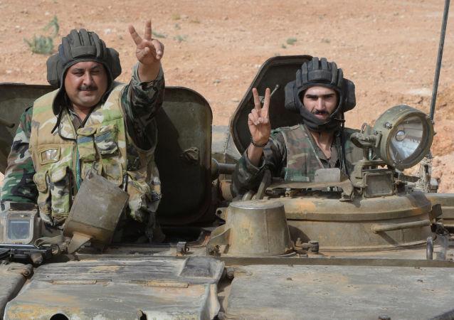 俄总参谋部:叙政府军数天来在拉塔基亚的攻势中解放了超过92平方公里的土地