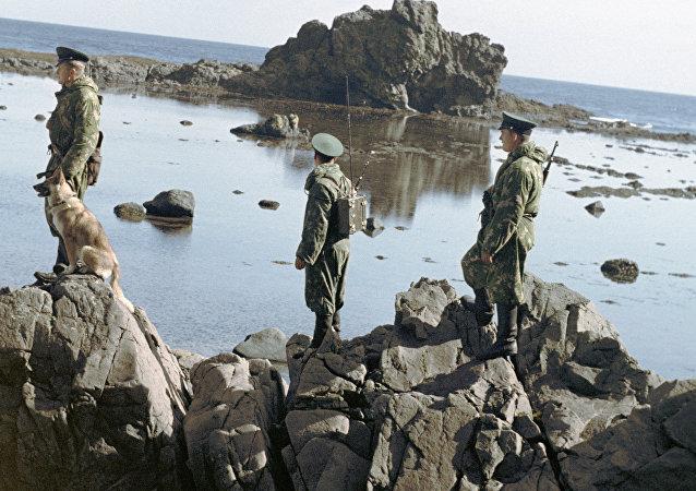 俄羅斯邊防部門扣留了兩名非法越境的中國公民