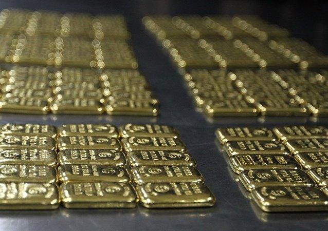 日本政府一年內沒收700公斤走私黃金