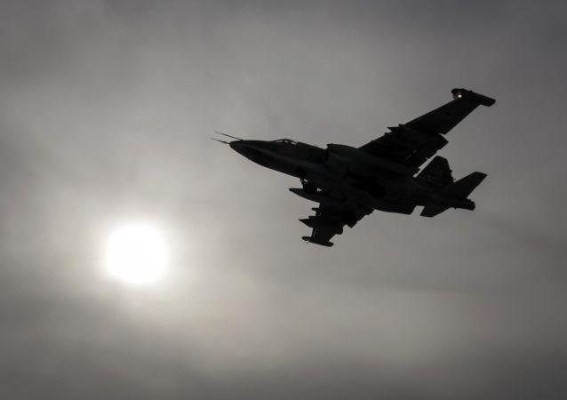 俄罗斯国防部表示,身受重伤的俄苏-25飞行员在被恐怖分子包围后拉响手雷以身殉职