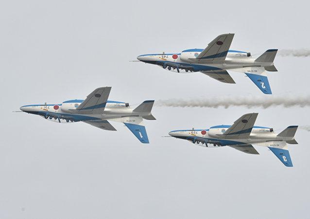 日本擴充攔截外國飛機的戰鬥機