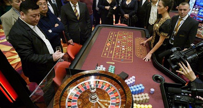 水晶虎宮殿賭場