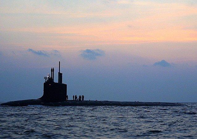 弗吉尼亞級核潛艇/Archive