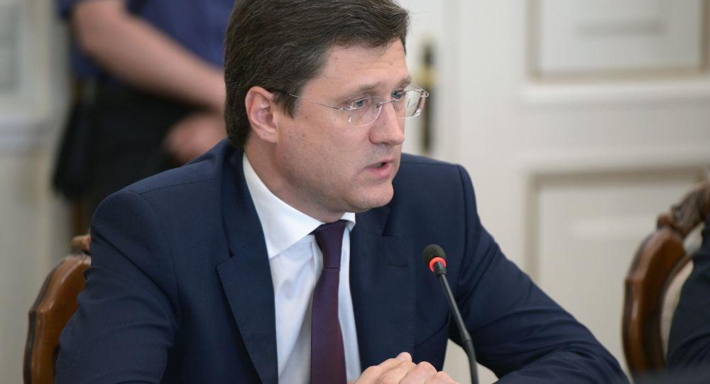 俄能源部長