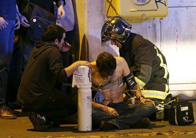 中國外交部:中方強烈譴責法國巴黎系列恐怖襲擊事件