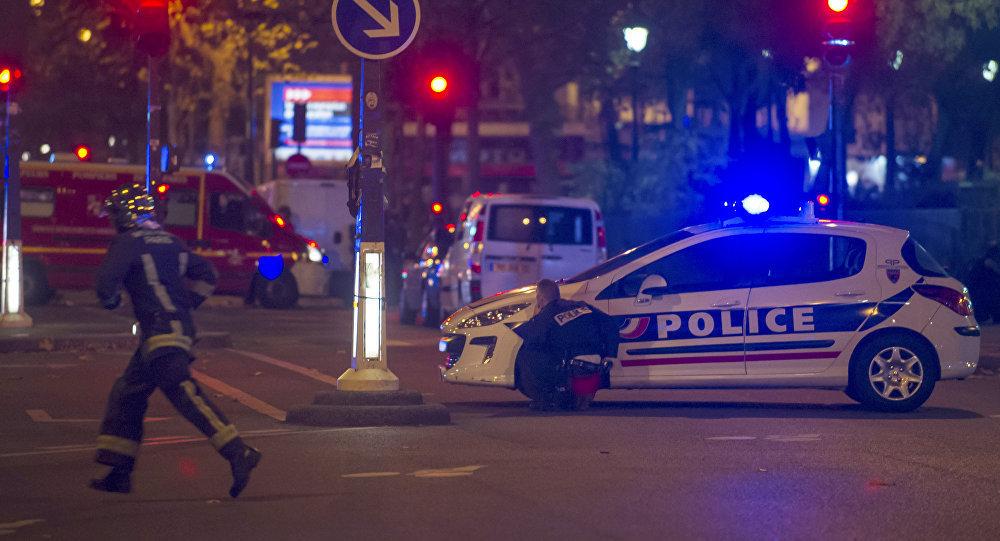 法内务部:被击毙的阿巴乌德在巴黎恐怖事件中起到决定性作用