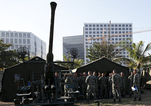 菲律賓警方在APEC峰會前已進入全面軍事戒備狀態