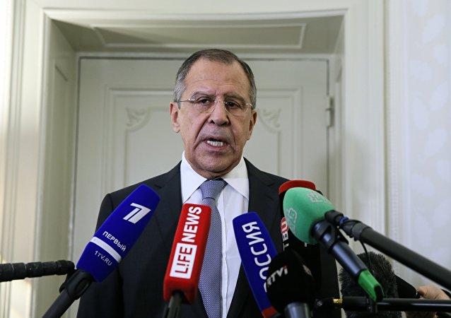 拉夫羅夫:敘利亞應在半年內就國家統一政府達成共識