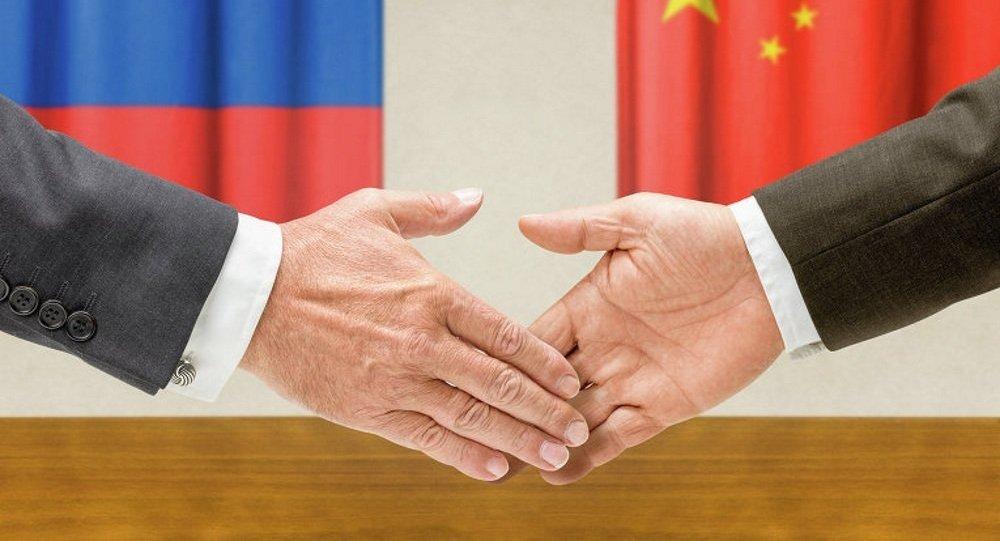 俄中在第三国的项目应得到更大发展
