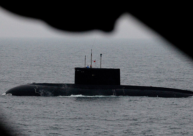 """""""顿河畔罗斯托夫""""号潜艇"""