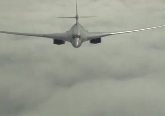 俄戰略轟炸機參與敘利亞境內的空襲行動