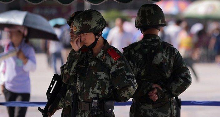 媒體:新疆政府將對提供可靠涉恐線索者予以獎勵 最高可達77萬美元